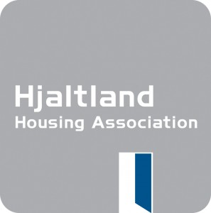 Logo of Hjaltland Housing Association